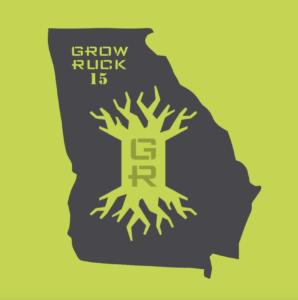GR15 GrowRuck Georgia Logo