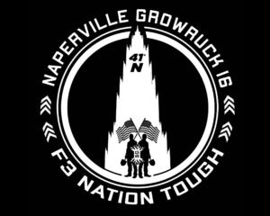 GR16 GrowRuck Naperville Logo
